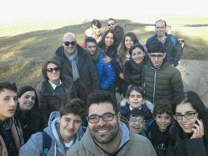 Ancora selfie a Matera